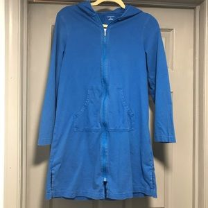 Zip Up Cover Up / Robe. MUST BUNDLE